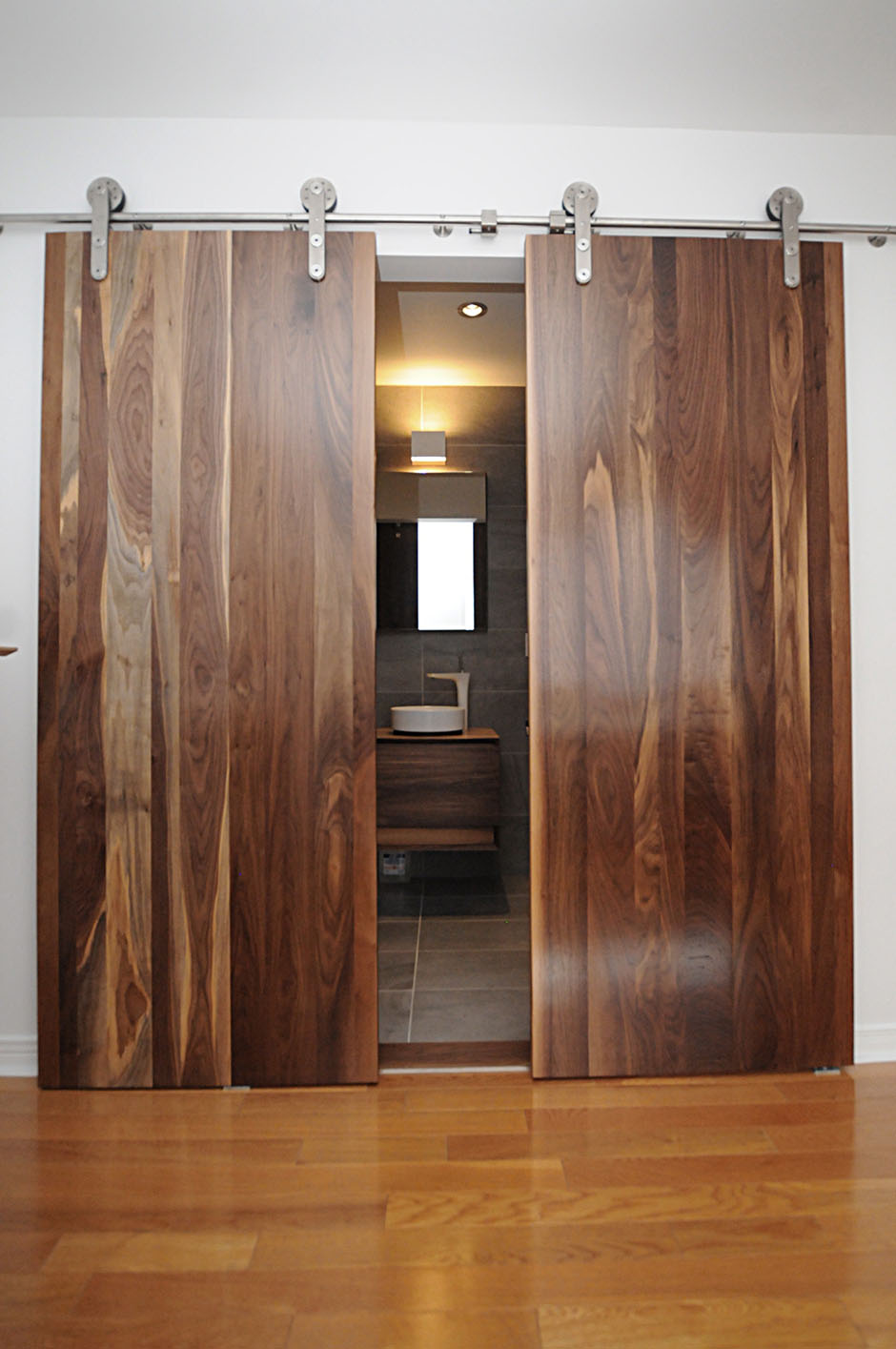 Doors Exotic Wood