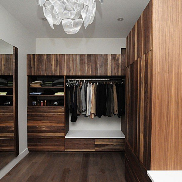 Built in Closets